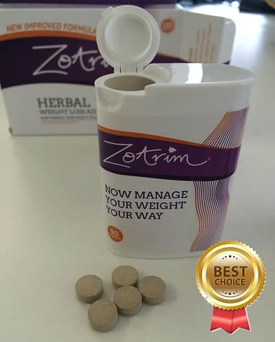 Zotrim the best otc appetite suppressant