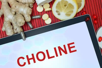 Choline for we