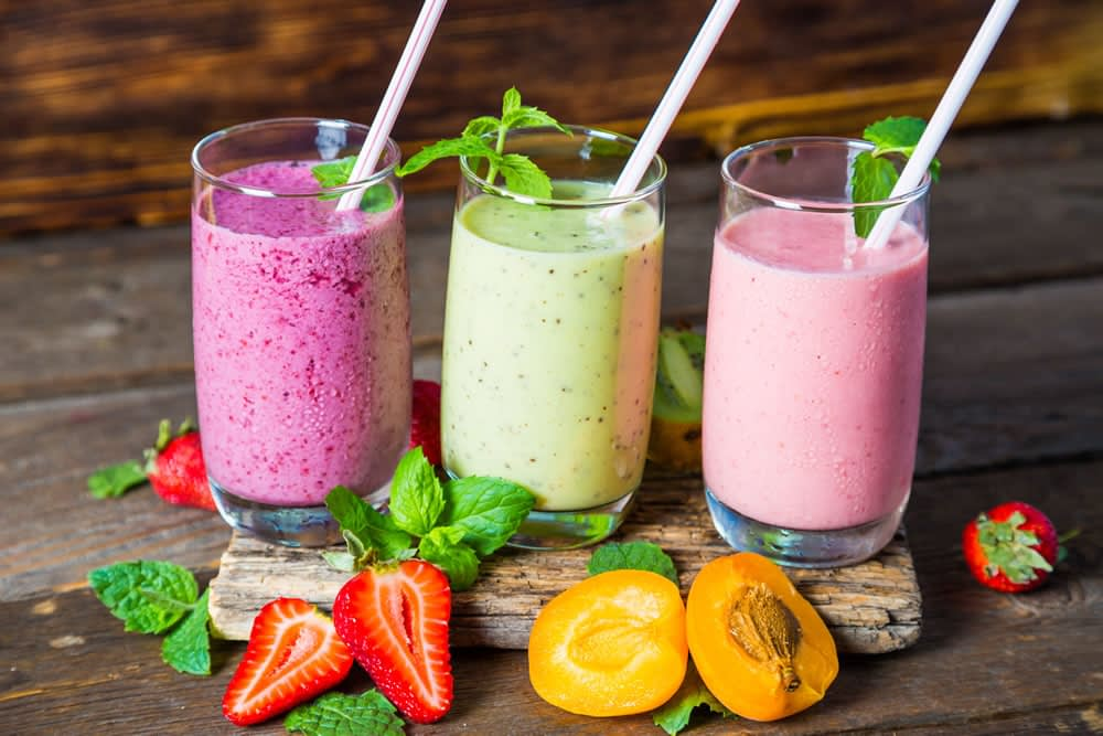 Smoothies and your weight loss diet!