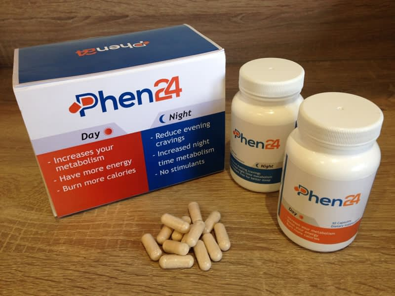 Phen24 - Turning your weight loss into a fat burning furnace!