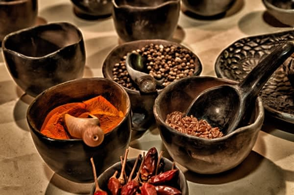 Spices are great to boost your metabolism and to burn more calories