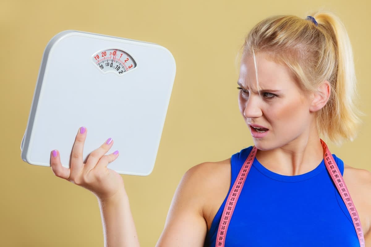 Not losing weight doing the keto diet?