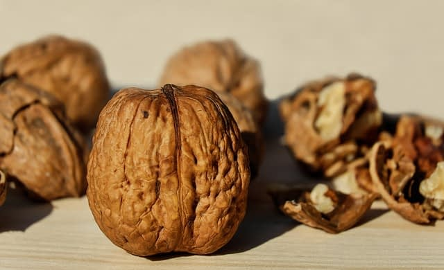 Walnut a nut with style and health