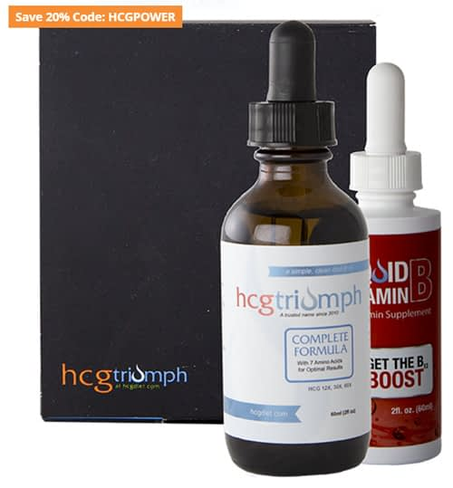 HCG Triumph Diet- The different OTC appetite suppressant