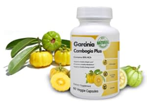 Bottle of Garcinia Cambogia Plus
