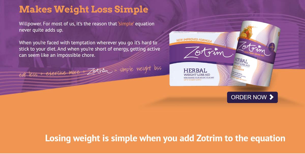 buy Zotrim herbal supplement