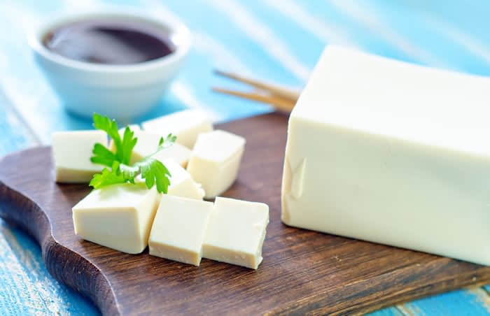 Tofu for protein