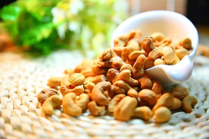Cashews Plant-Based Protein Foods