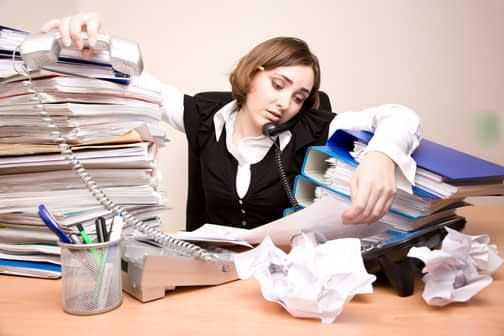 Do you know how to cope with being on a diet and stressed out at work?