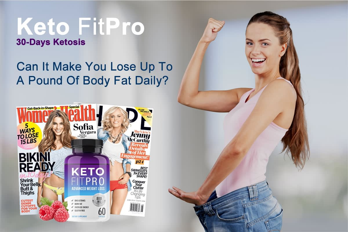 can it help you lose up to a pound of body fat daily?