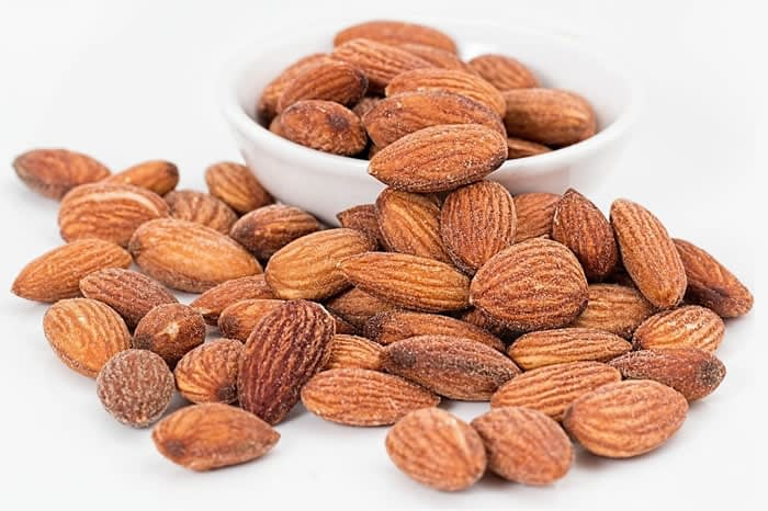Almonds Plant-Based Protein Foods