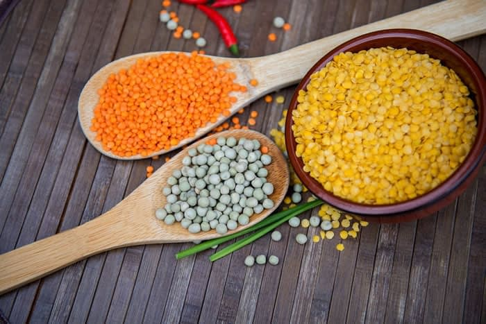 Lentils Plant-Based Protein Foods