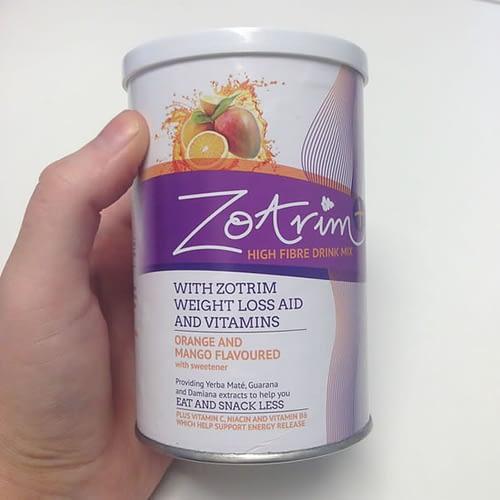 Zotrim Plus juice