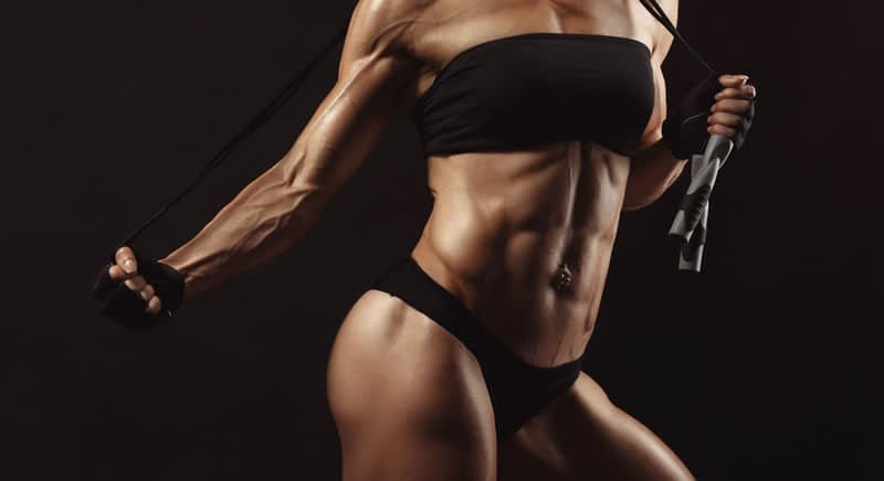 Best fat burners for bikini and fitness models.