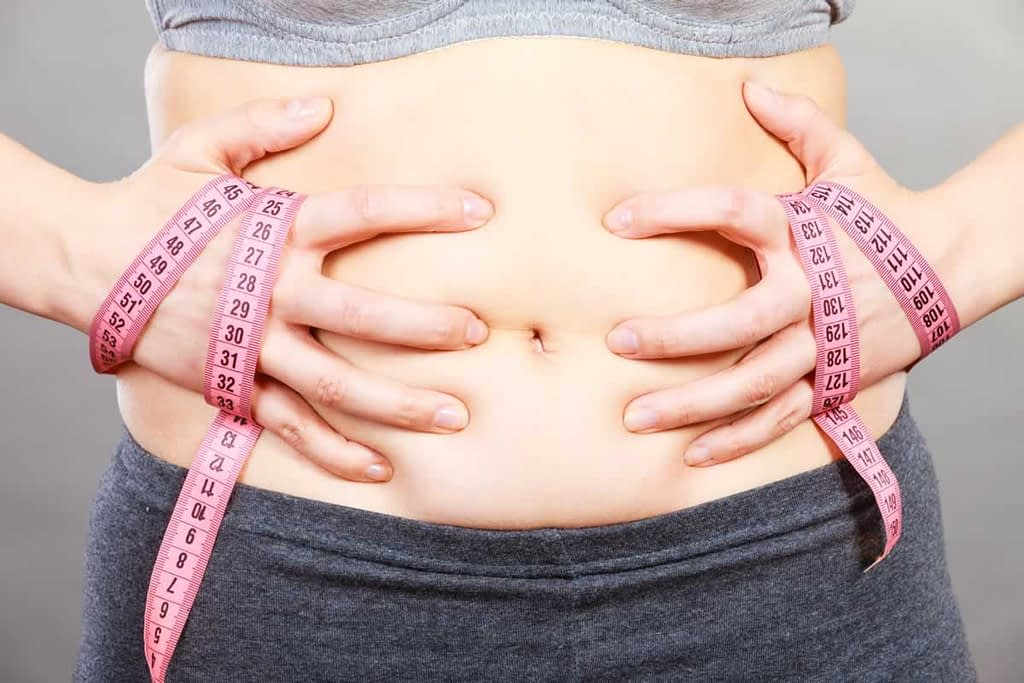 How to lose belly fat overnight and keep it off