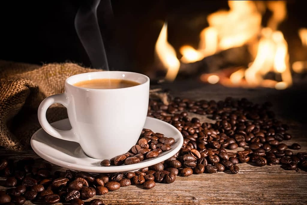 Coffee to suppress your appetite