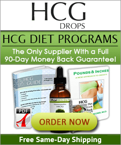 Official HCG Diet Plan Package