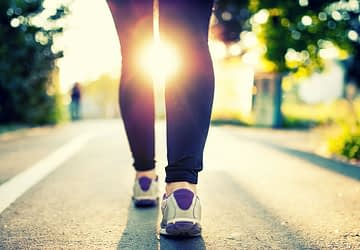 Walking for weight loss - how effective?
