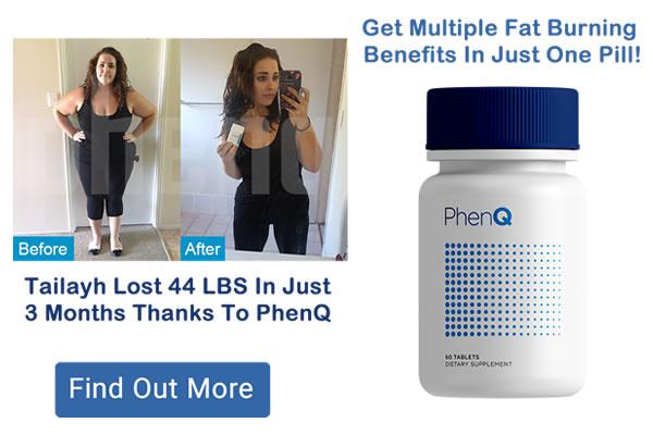 PhenQ an effective fat burner