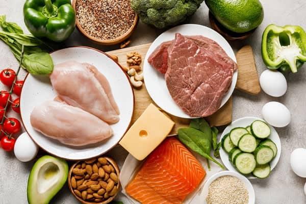 Keep your diet balanced