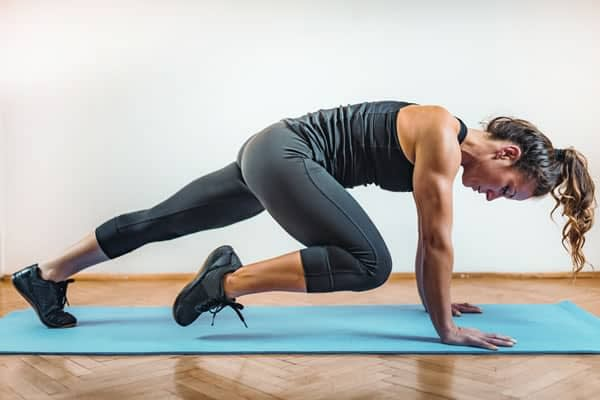 hiit workout effective fat loss for women
