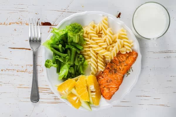Control your food portions