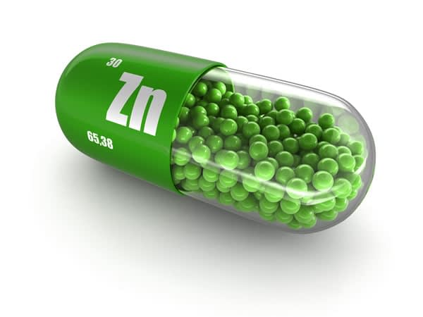 Zinc among the best supplements to boost your immune system