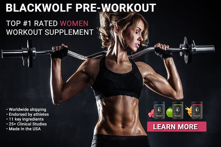 best workout supplement for women