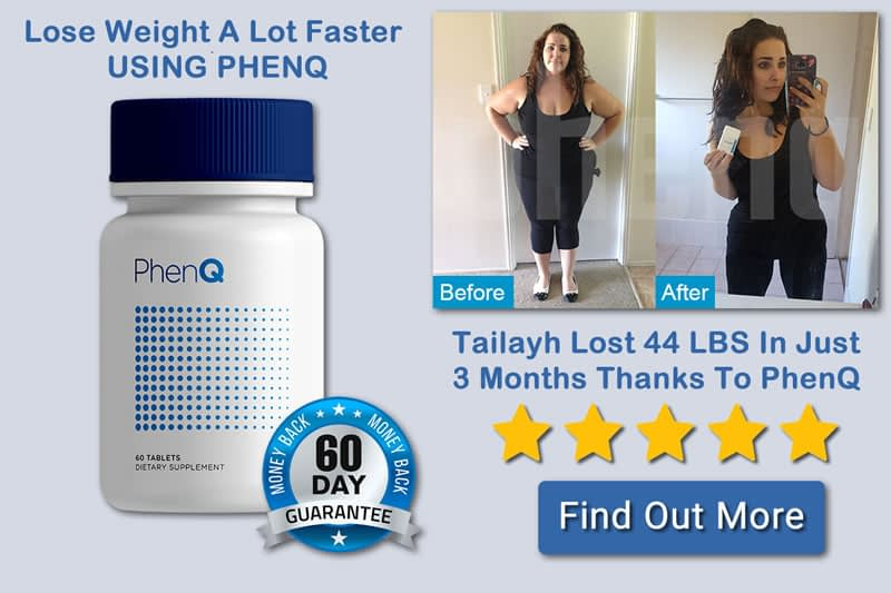 PhenQ to help you lose weight faster