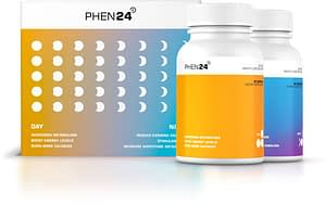 Phen24 package and bottles