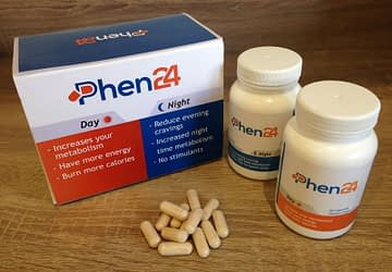 Phen24 day and night formula
