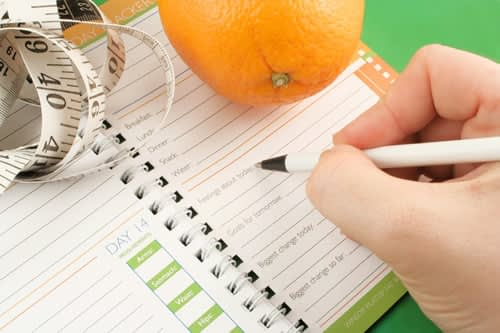 Keeping a Food Diary