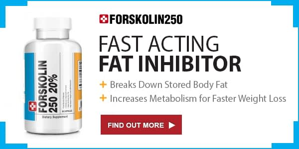 How Forskolin 250 will work for weight loss